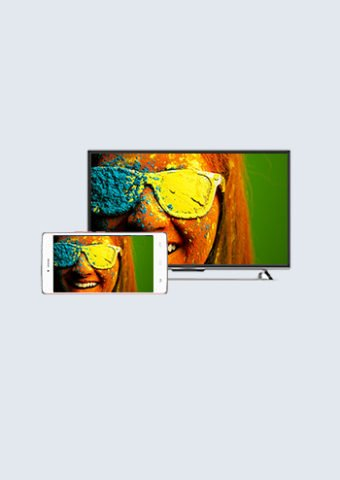 Sanyo TV with Android Mirroring Technology